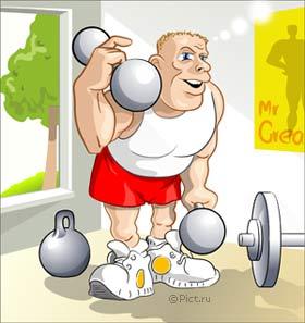 picture-bodybuilder Преимущества для среднего и продвинутого уровня культуриста